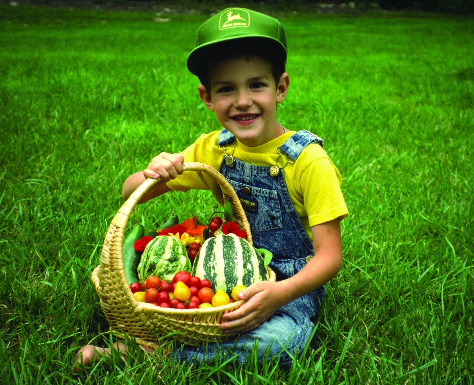My-son-with-veggies